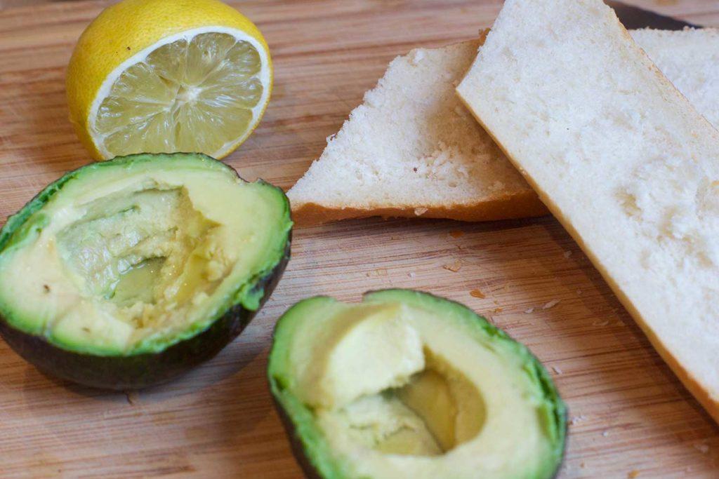 Sandwich mit Avocado Rezept auf Salon Mama
