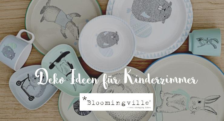 Deko Ideen für Kinderzimmer - Salon Mama