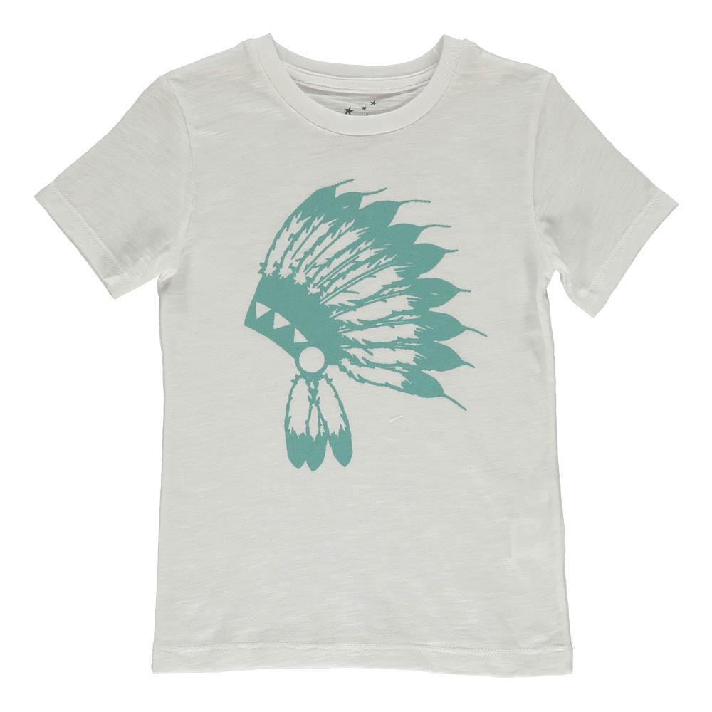indianer-t-shirt-blau