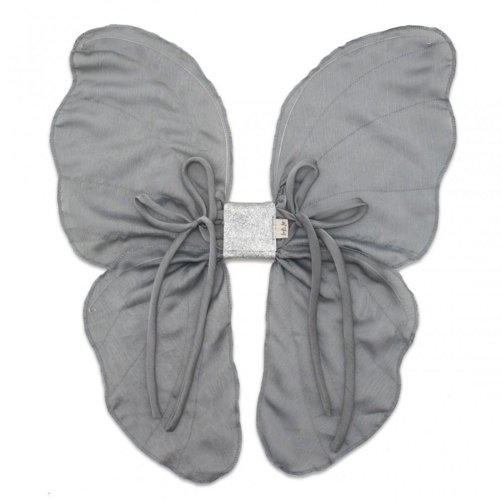 schmetterlingsflugel-silber