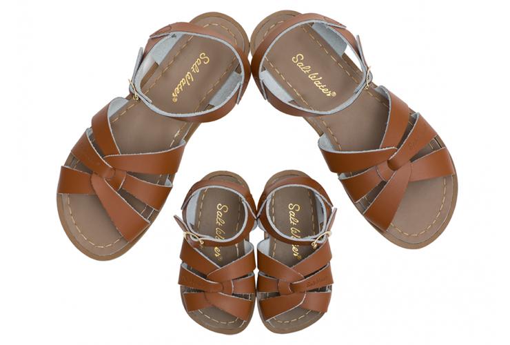 sandalen für mama und kinder