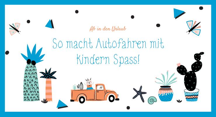 Autofahren mit Kindern - Salon Mama