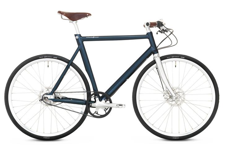 "City Bike ""Ludwig XIV"""