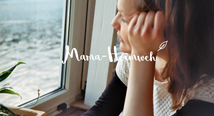 Heimweh als Mama |SALON MAMA