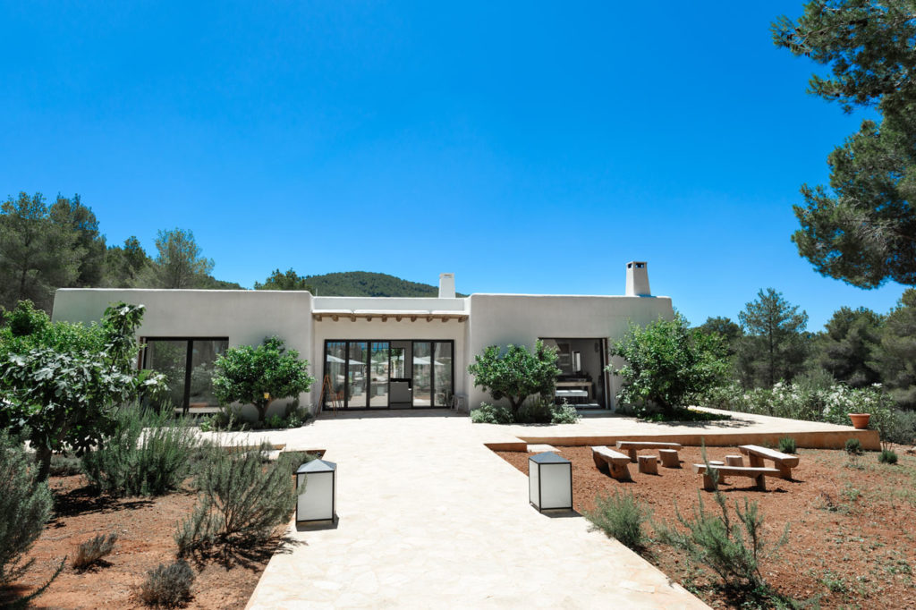 Can Terra - Ibiza Villa - Salon Mama