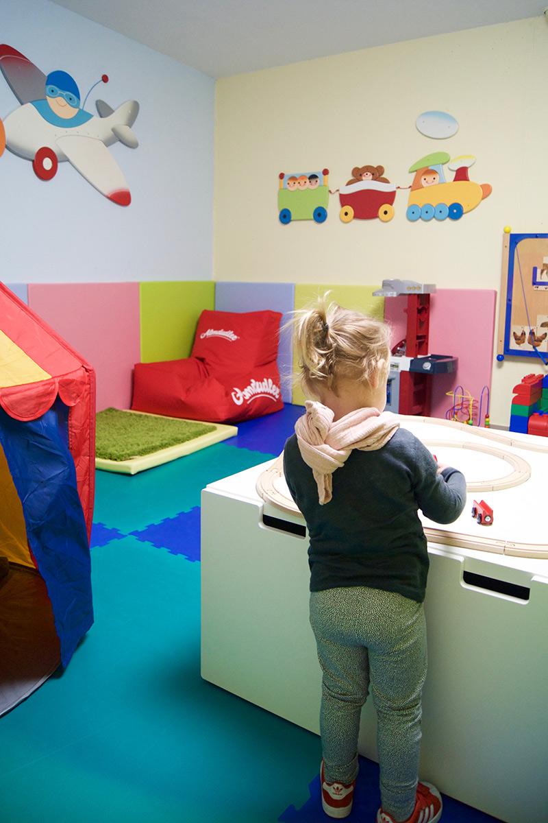 Spielen im Rivus - Salon Mama