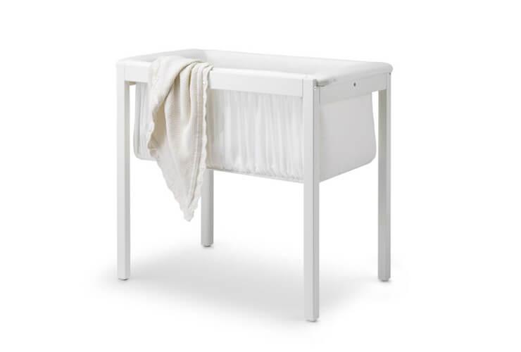 die sch nsten babybetten und wiegen f r die ersten monate salon mama. Black Bedroom Furniture Sets. Home Design Ideas