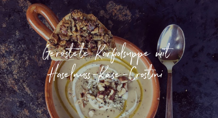 Käse Crostini Rezept |Salon Mama