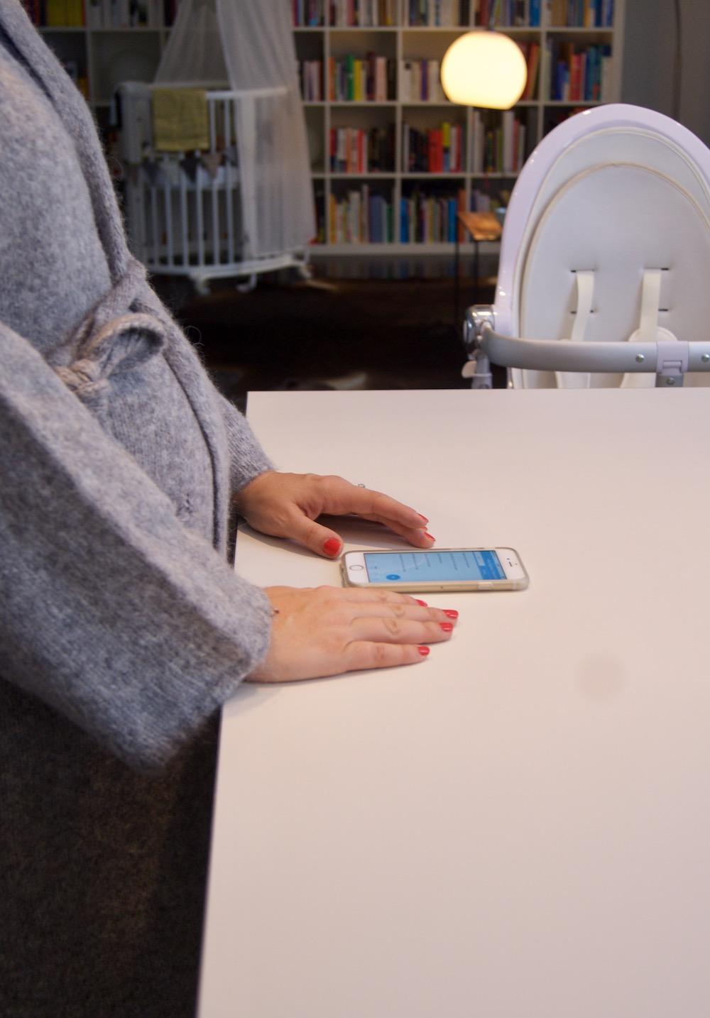 Aptaclub - Mein Schwangerschaftsbegleiter | Salon Mama Praxistest