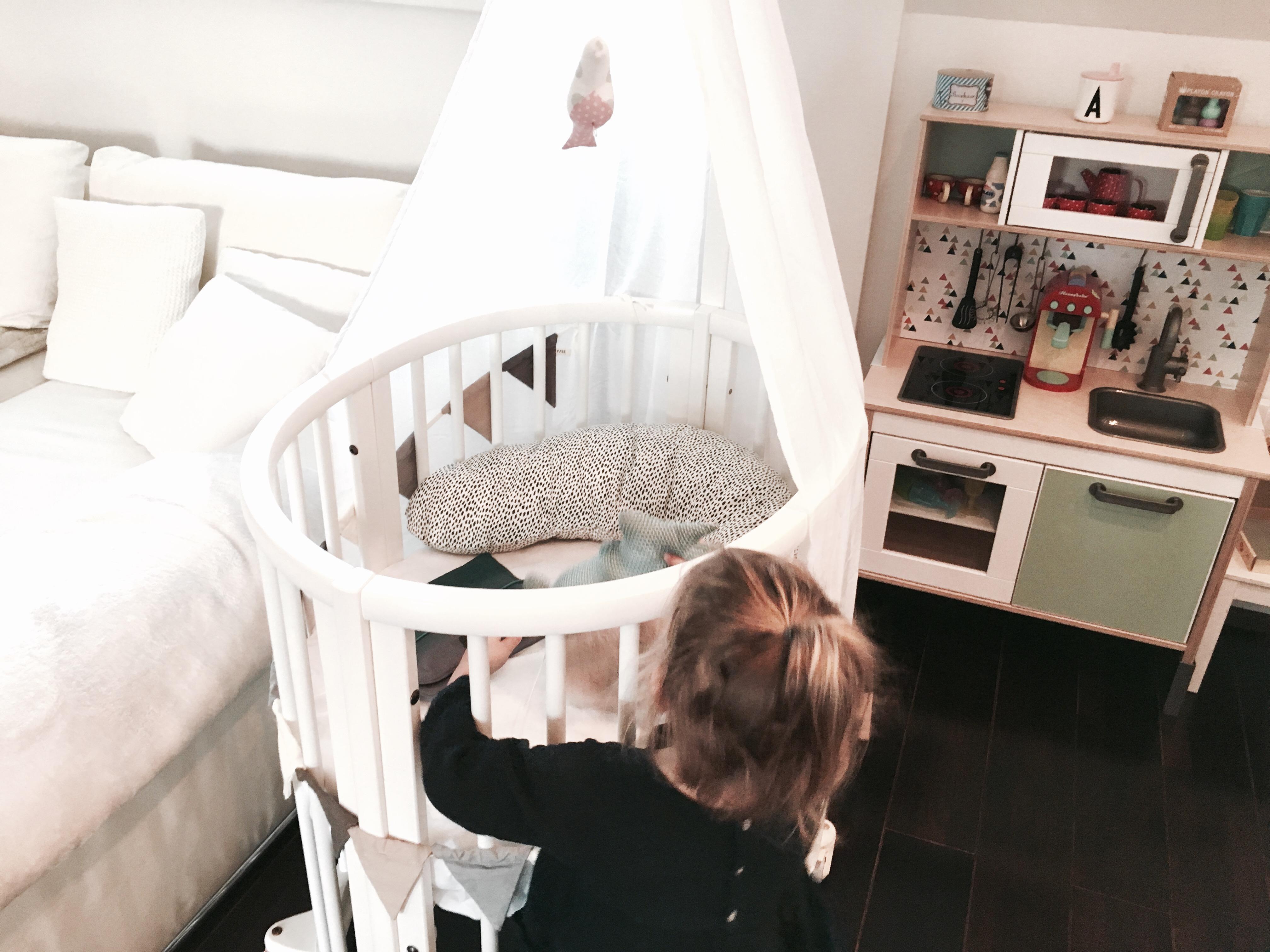 Kinderbett stubenwagen oder beistellbett sorgen für guten schlaf