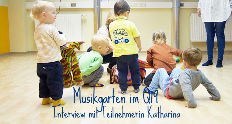 Musikgarten im Q19