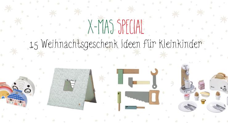 Salon Mama X-Mas Special - Weihnachtsgeschenkideen für kleine Kinder