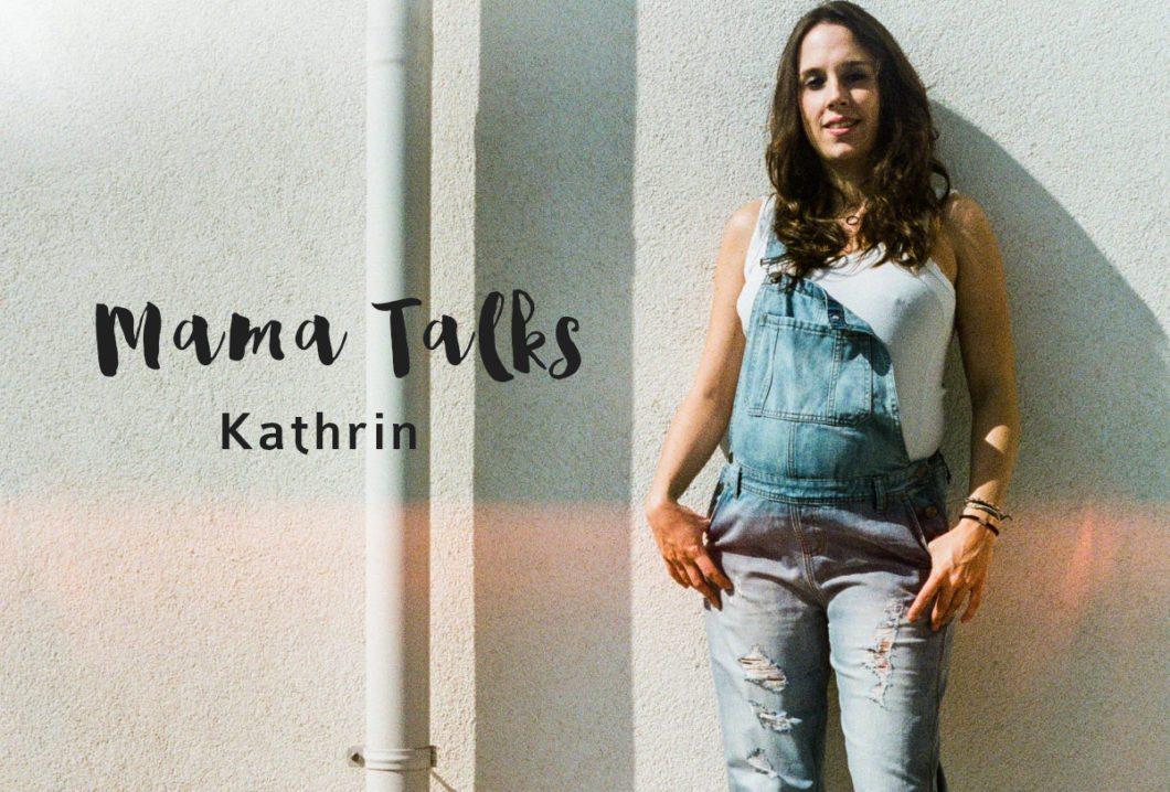 Mama talks by pamela Russmann - Kathrin