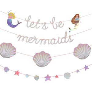 Meri Meri Lets be Mermaids